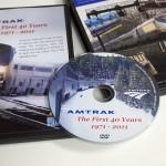 アムトラック40周年DVD