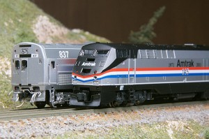 Amtrak 40th Anniversary Phase 3