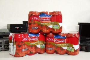 キャンベルトマトジュース