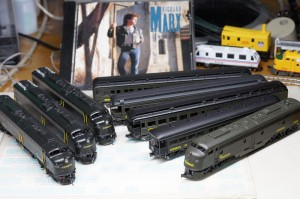 Conrail Inspection set