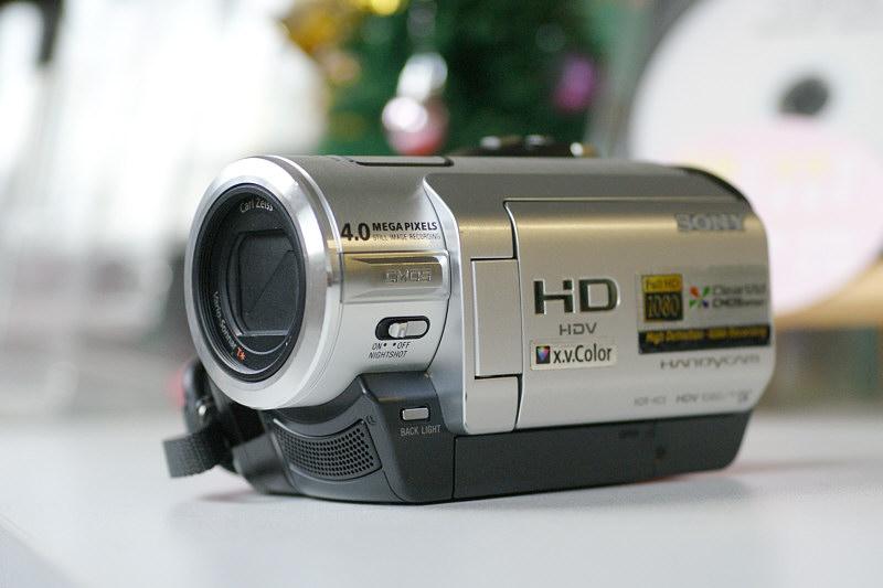 ソニーハンディカム HDR-HC5