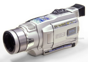 JVC GR-DVL120A miniDV Camcorder (PAL)