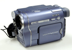 Sony CCD-TRV428E Hi8 Video camera (PAL)