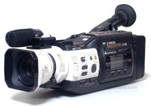 Minolta 8-918 8mm camcorder