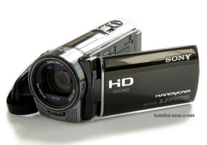 Sony HDR-CX130 AVCHD digital video camera
