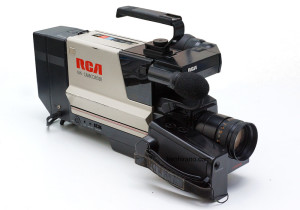 RCA CMR-300 VHS Camcorder