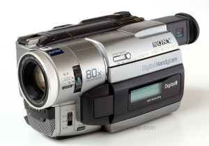 Sony DCR-TRV310 Digital 8mm video camera