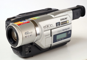 Sony DCR-TRV320 Digital 8mm video camera