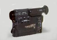 Caqnon UC1 8mm camcorder