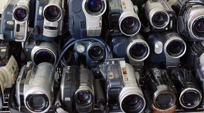 ビデオカメラ・コレクション
