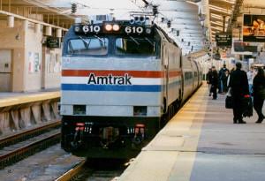 GE E60MA Amtrak 610