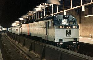 GE E60CP NJT 963