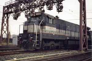 NJT U34CH 4177