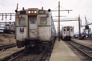 NJT Arrow II cars