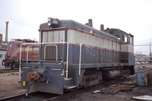 NJT SW9 438