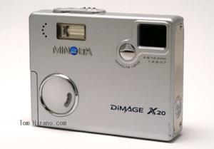 Dimage X20