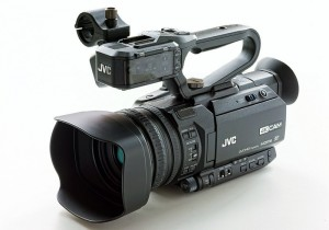 JVC GY-HM170 4k digital video camera