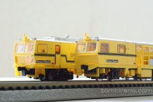 Plasser & Theurer 09-16 by Greenmax