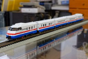 Amtrak RTL 5car set