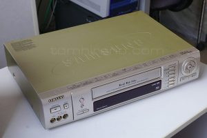 海外方式ビデオデッキSV-5000W