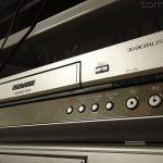 パナソニック NV-SV150B S-VHS ビデオデッキ