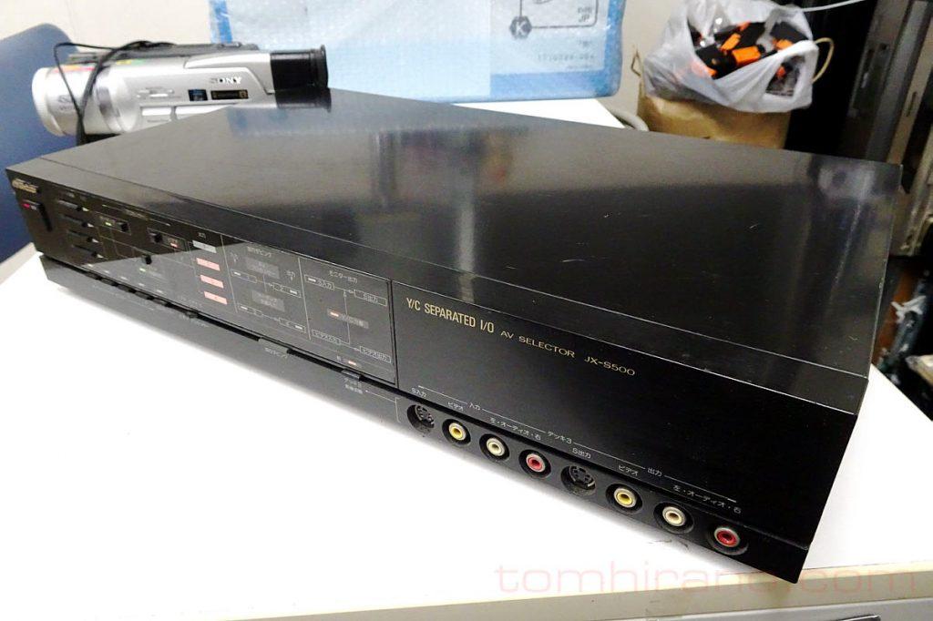 ビクター JX-S500