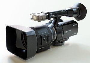 Sony NEX-VG30 ビデオカメラ