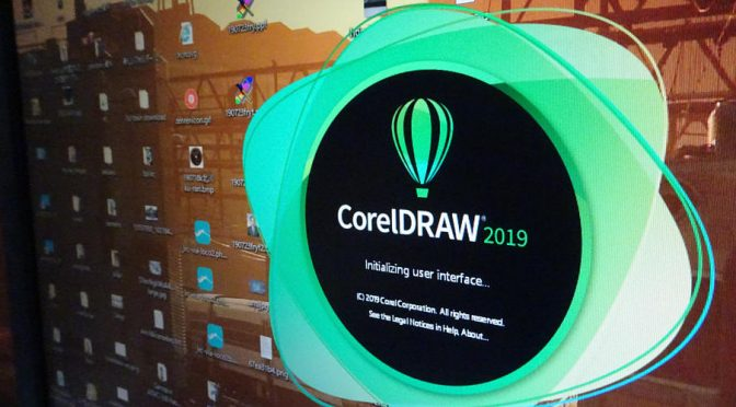 CorelDRAW Graphic Suite 2019 英語版の日本語化