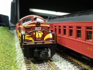 B&M railroad
